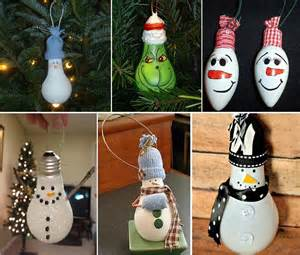 light bulb ornaments light bulb ornaments