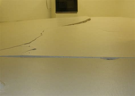 basement floor heaving floor basement floor heaving lovely on with regard to a lifted heaved slab prugar consulting inc