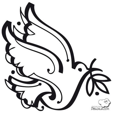 imagenes para dibujar sobre la paz paloma de la paz para pintar colorear im 225 genes