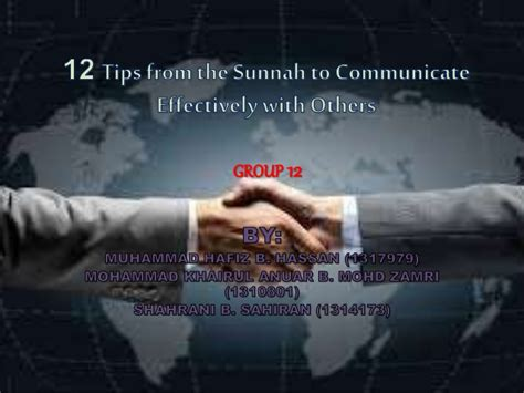 12 Tips On How To Communicate With Your Partner About by 12 Tips From The Sunnah To Communicate Effectively
