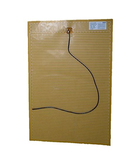Bathroom Mirror Heater Pad 12v Heated Demister Pad Measuring 800 X 600mm