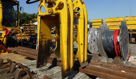 Sleeper Hire by Sleeper Grab Hire Attachments Plant Hire Plant Hire