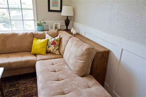 pictures behind couch best 25 shelf behind couch ideas on pinterest small