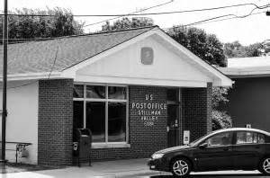 Stillman Office by Crime At The Stillman Valley Post Office A Brick In The