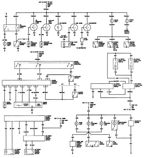 radio wiring diagram 92 chevy 1500 parts auto parts catalog and diagram what would cause the radio and heater ac fan to working when the cigarette lighter shorted