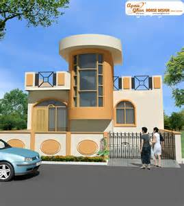 Style House Description House Design Apnaghar House Design Complete Architectural Solution