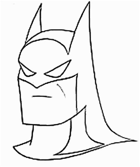 drawing images for kids batman drawings for kids coloring home