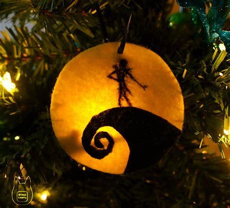otaku crafts nightmare  christmas ornament