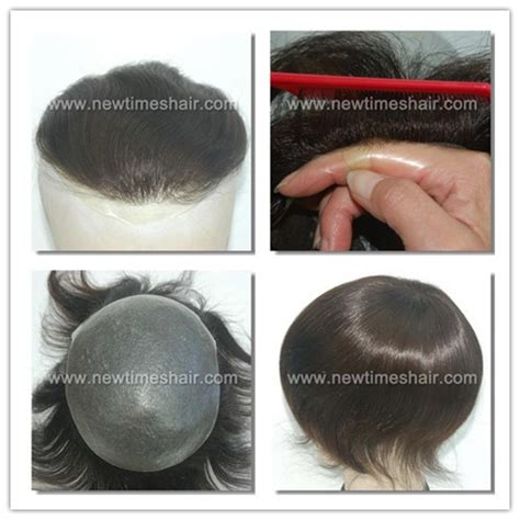 mens hair replacement systems men s hair replacement system china factory newtimeshair