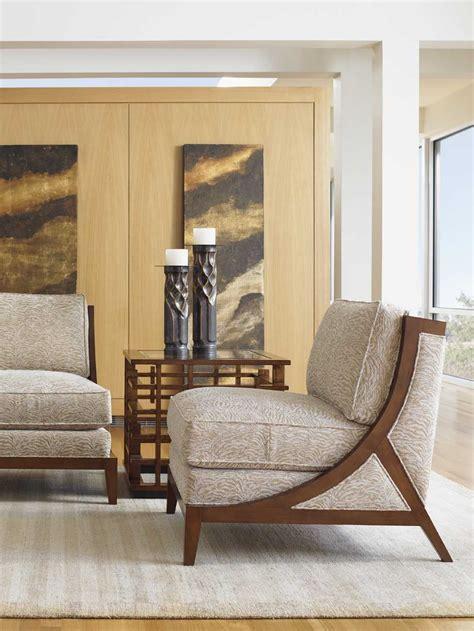 tommy bahama island fusion living room furniture tommy bahama island fusion loose back tasman masami side