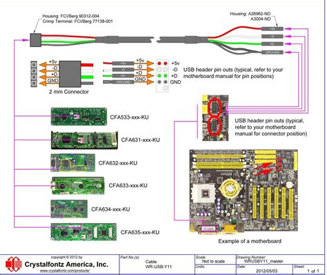 flat usb 2 pinout card wiring diagrams repair wiring scheme