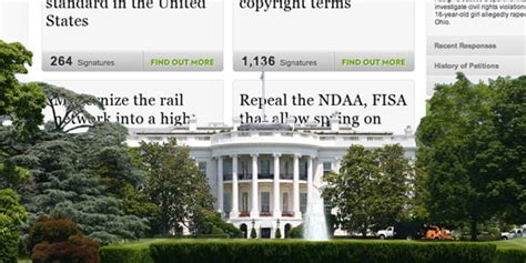 petitions white house white house petitions every tech lover should sign digital trends
