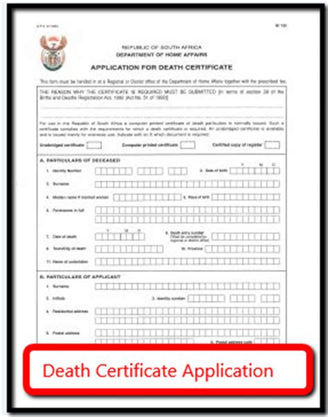 Birth Marriage And Records South Africa Birth Marriage