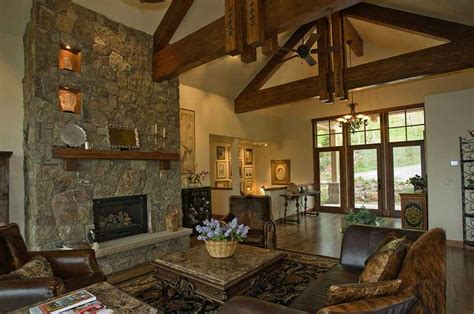 great room fireplaces silverthorne mountain home
