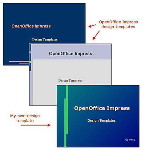 icc design effect sle size tutorial on how to use openoffice impress