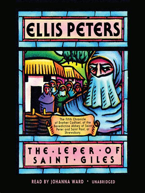 the leper of giles the chronicles of cadfael books the leper of giles oregon digital library