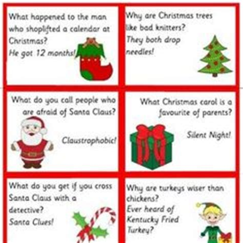 christmas cracker mottos jokes 1000 images about kid jokes on kid jokes jokes and lunch box jokes