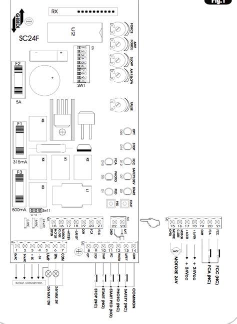 auto gate wiring diagram pdf free wiring