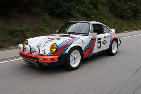 porsche boxster rally car racing inspired porsche carrera rally car