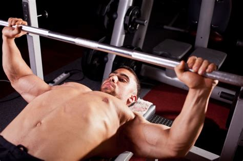 bench press for bigger chest building bigger pecs 4 workouts for improved chest size