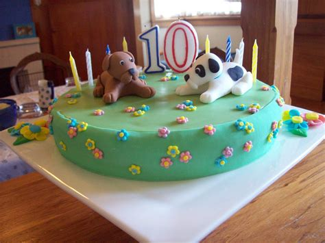 puppy ideas puppy cakes decoration ideas birthday cakes