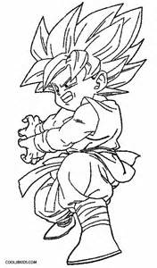 color with z printable goku coloring pages for cool2bkids