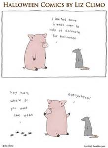 when she isn t working on the simpsons artist liz climo creates these brilliant animal cartoons