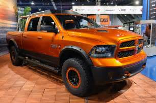 new dodge ram shows its trucks are for work and play