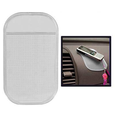 Aksesoris Mobil Sticky Pad White sticky pad anti slip mat mobil transparent jakartanotebook