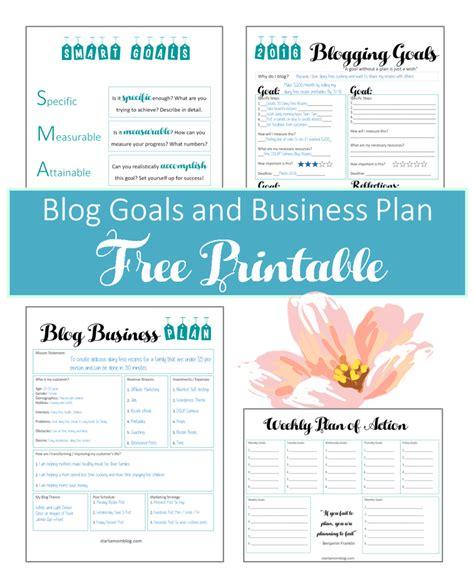 printable business planner free free printable blog planners