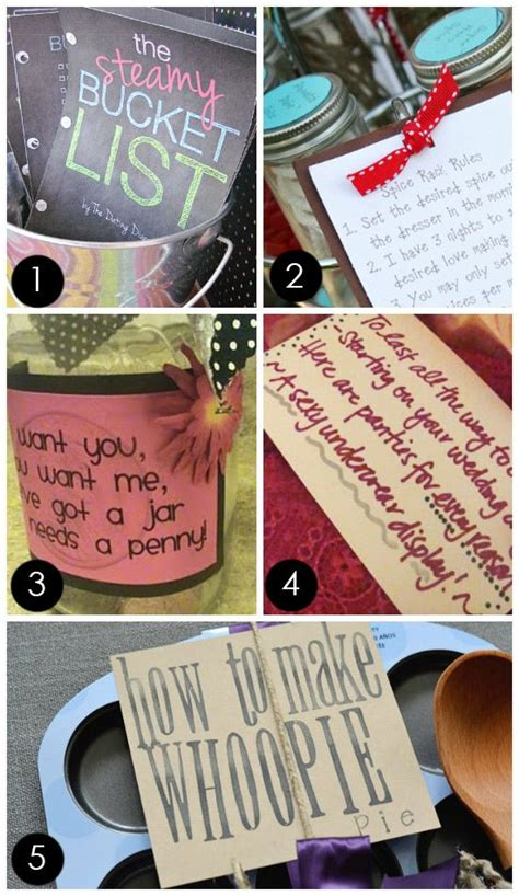 clever bridal shower gift ideas 60 best creative bridal shower gift ideas