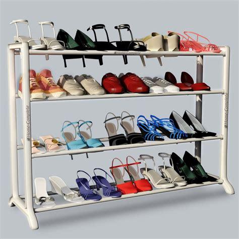 Neatlizer Shoe Rack Organizer Storage Bench Only 11 99