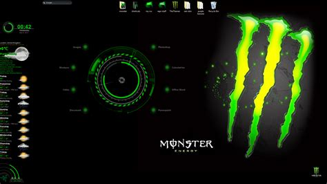 download theme windows 8 1 razer monster energy theme pack by thethemer on deviantart