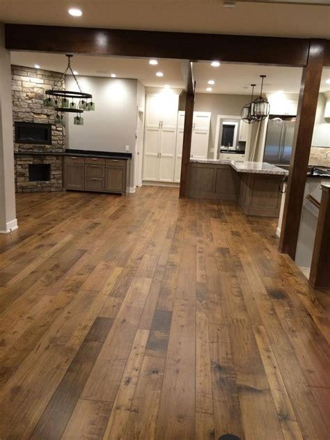 wood floor ideas for kitchens 25 best ideas about engineered hardwood flooring on