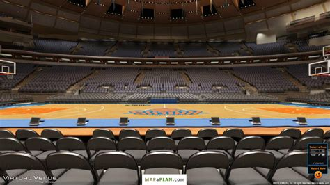 what is section 5 madison square garden seating chart section 5 view