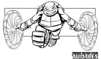 tmnt ralph colouring pages