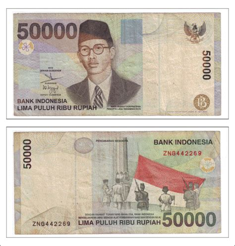 Uang Lama 20 000 uang lama 123 rp 50 000 lama