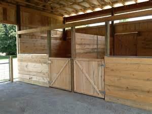 barn stall doors stalls z n cobb builders