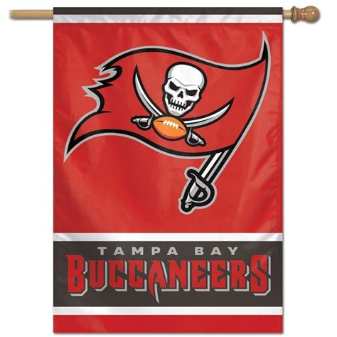 hanging flag on house ta bay buccaneers vertical hanging house flag your ta bay buccaneers vertical
