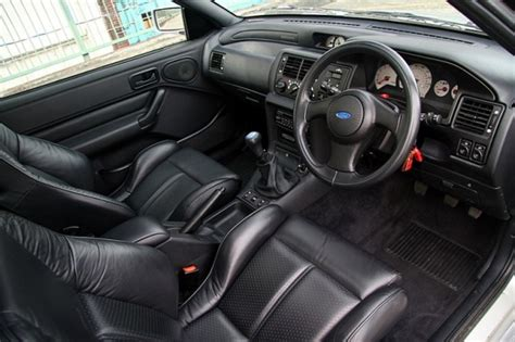Ford Rs Cosworth Interior by C Mon 2018 1993 Ford Rs Cosworth Bring A Trailer