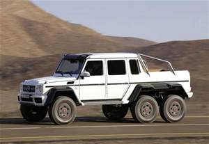 How Much Is A Mercedes G63 Mercedes G63 Amg 6x6 Is The Ultimate Road Rager