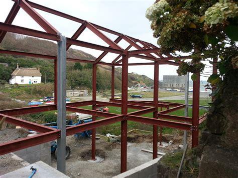 steel structures in cornwall devon cornwall erecting