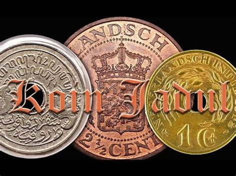 Koin Jadul inilah uang koin jadul yang pernah ada di negeri kita