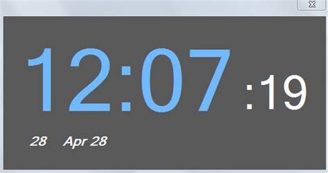 windows alarm clock  recurring alarm