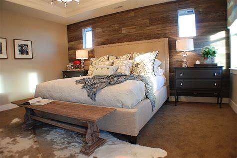 Rustic Master Bedroom Designs Rustic Chic Master Bedroom