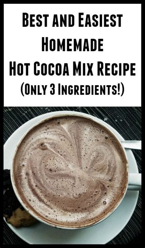 best hot chocolate recipe 67 best images about diy mixes on pinterest homemade
