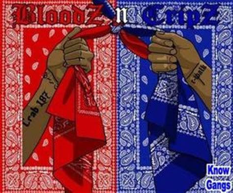 bloods vs crips the bloods