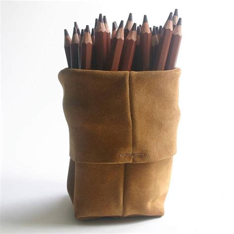 Diskon Original Staresso Storage Bag suede storage bag by black duck notonthehighstreet