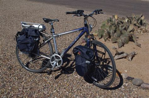 Best Front Pannier Rack by Usbackroads Review Of Arkel Bicycle Panniers