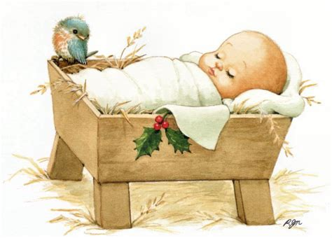 Free Jesus Christ Wallpapers Christian Photos Jesus Baby Jesus In The Crib